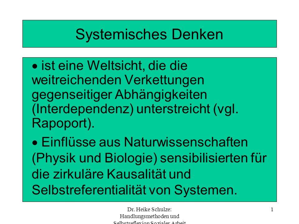 Systemisches Denken
