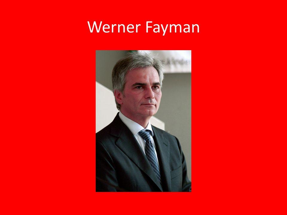 Werner Fayman
