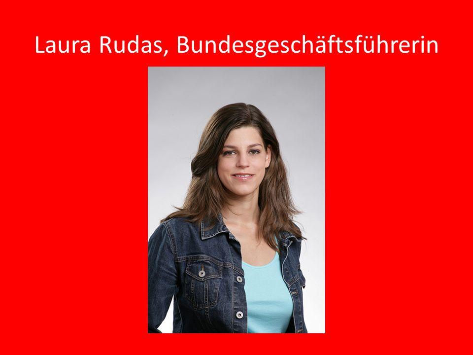 Laura Rudas, Bundesgeschäftsführerin