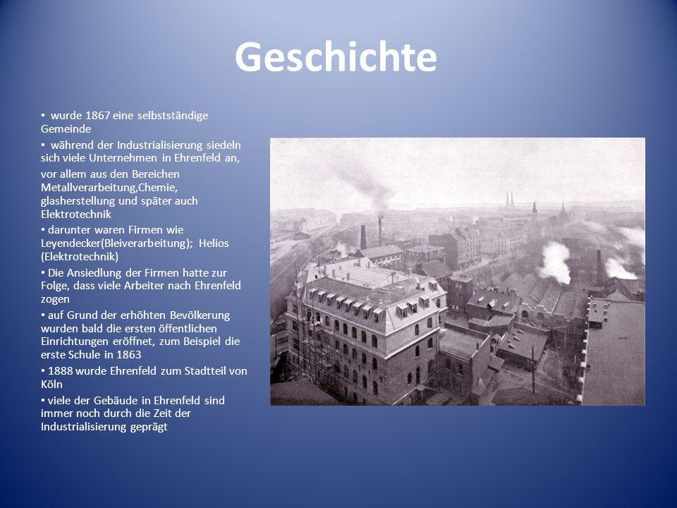 Geschichte wurde 1867 eine selbstständige Gemeinde