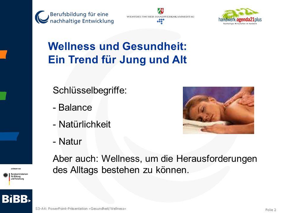 Wellness und Gesundheit: Ein Trend für Jung und Alt