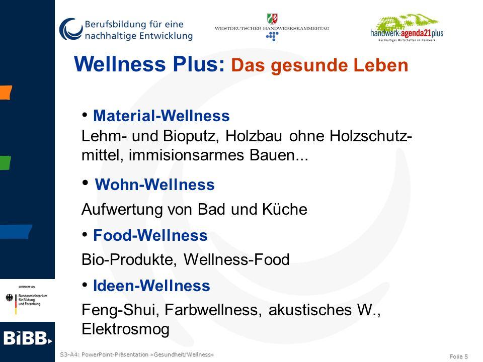 Wellness Plus: Das gesunde Leben