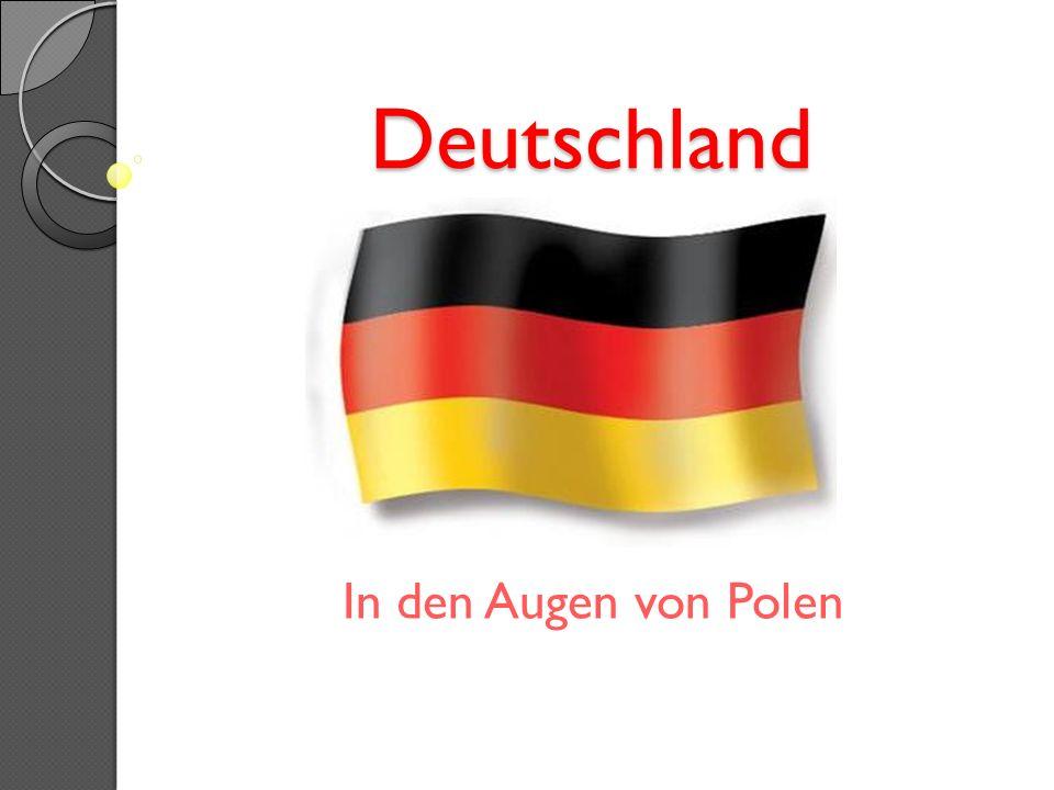 Deutschland In den Augen von Polen