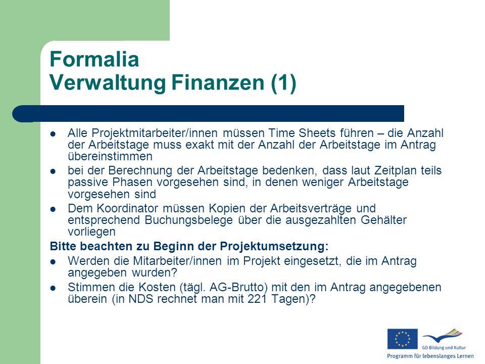 Formalia Verwaltung Finanzen (1)