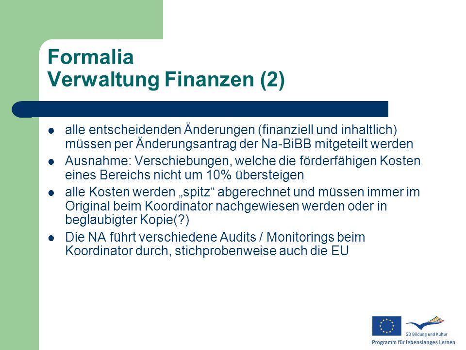 Formalia Verwaltung Finanzen (2)