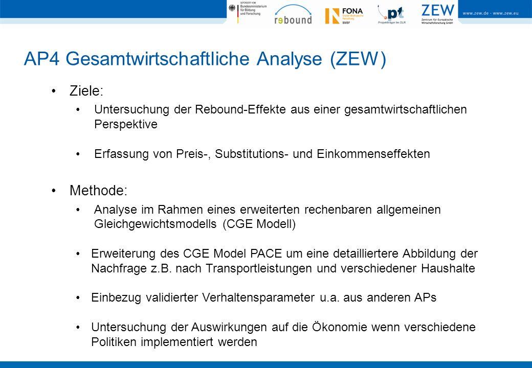 AP4 Gesamtwirtschaftliche Analyse (ZEW)