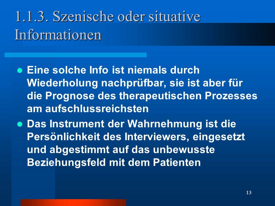 1.1.3. Szenische oder situative Informationen