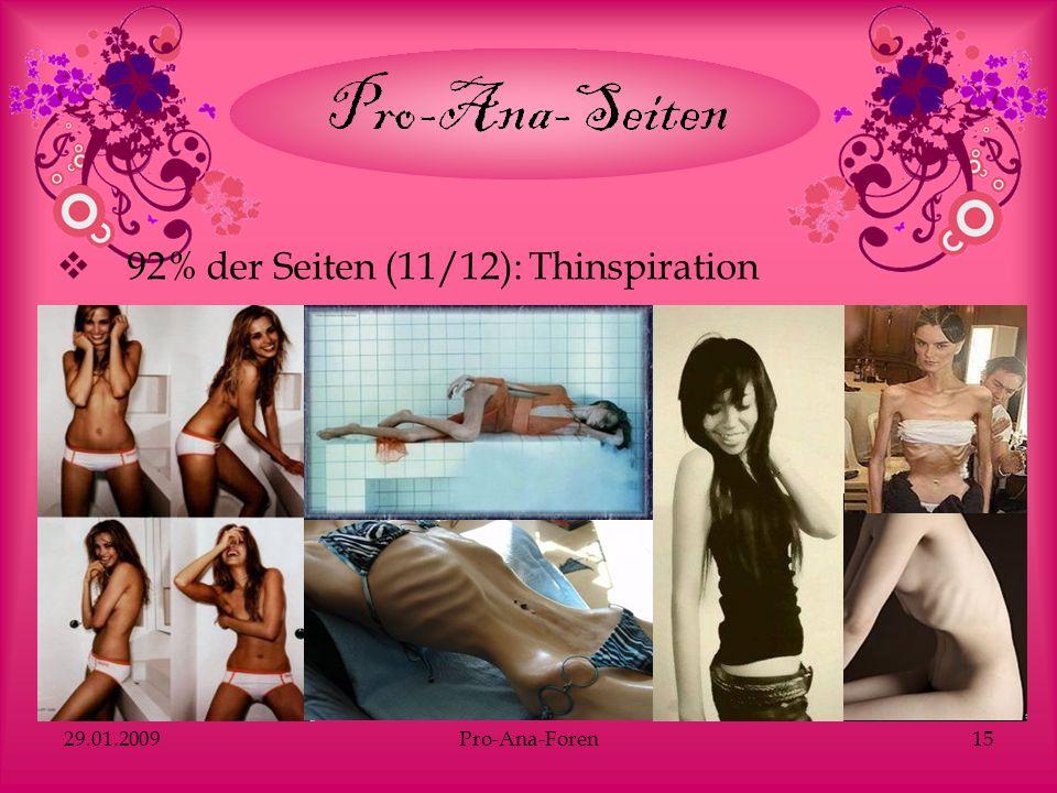 92% der Seiten (11/12): Thinspiration