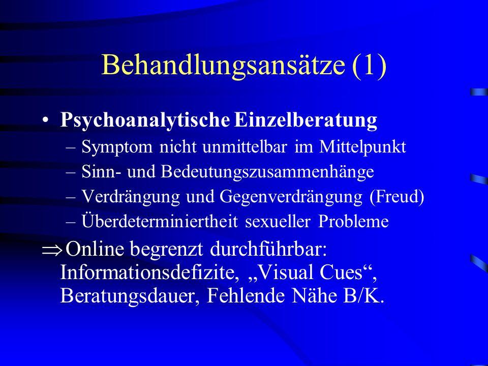 Behandlungsansätze (1)