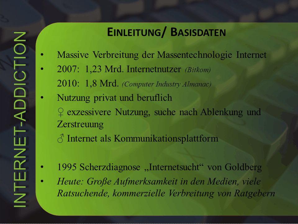 Einleitung/ Basisdaten