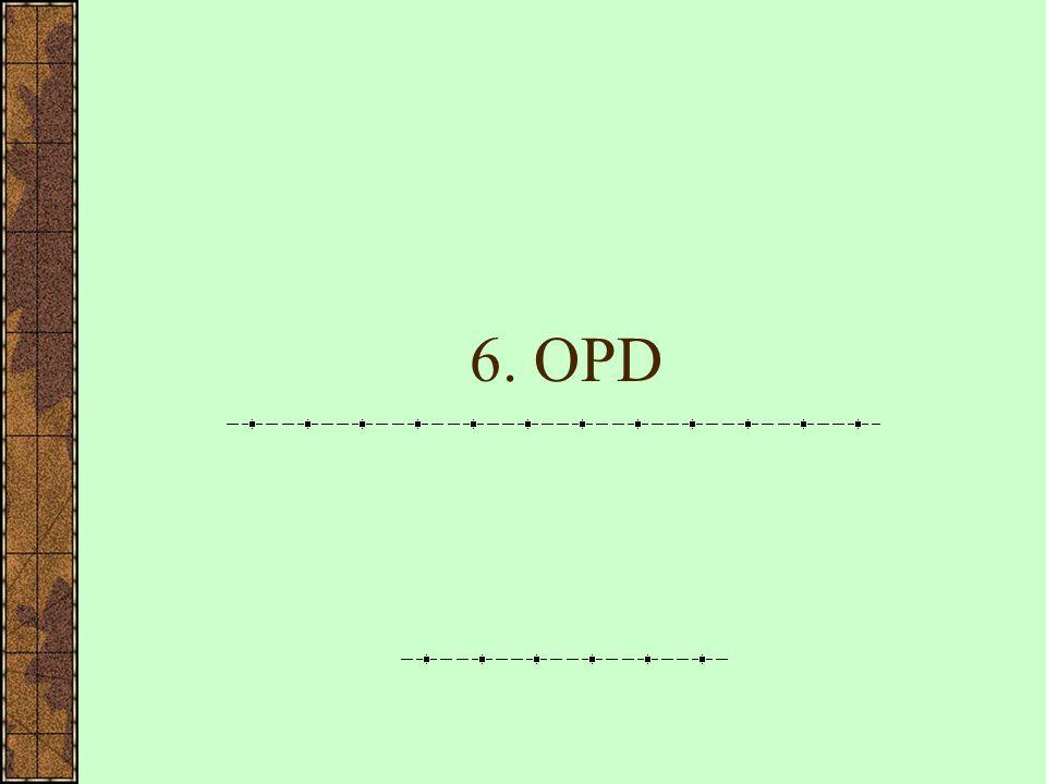 6. OPD