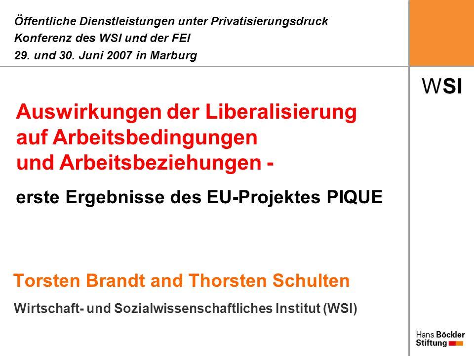 Torsten Brandt and Thorsten Schulten
