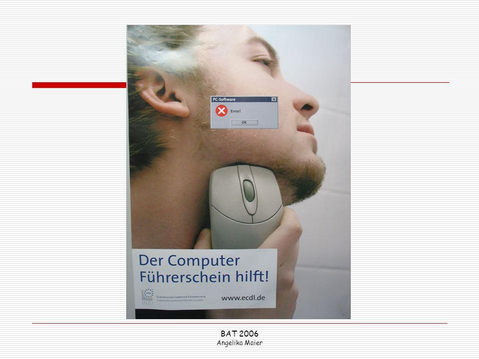 DLGI-Plakat als Hingucker