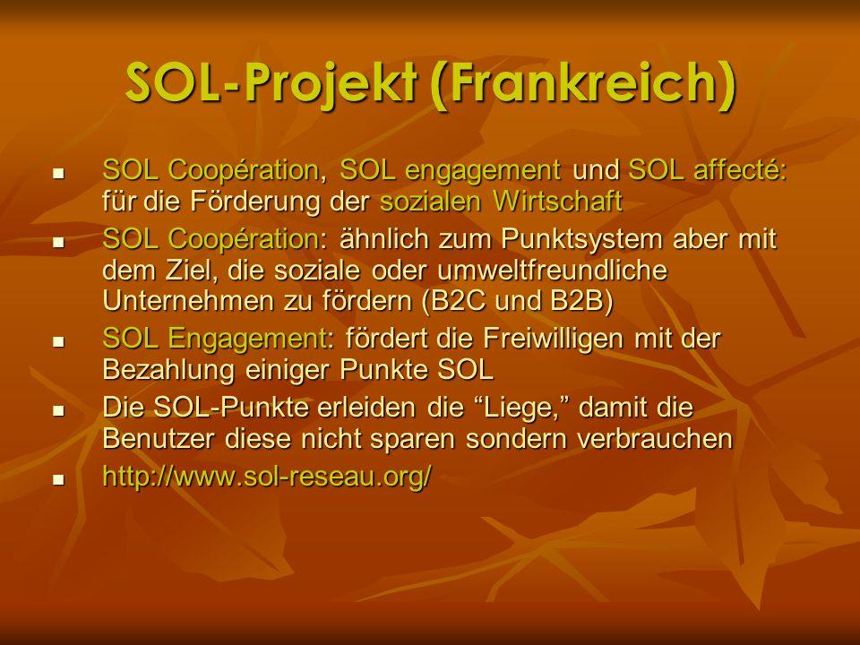 SOL-Projekt (Frankreich)