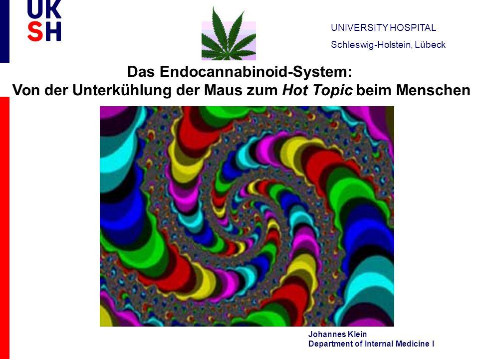 Das Endocannabinoid-System: