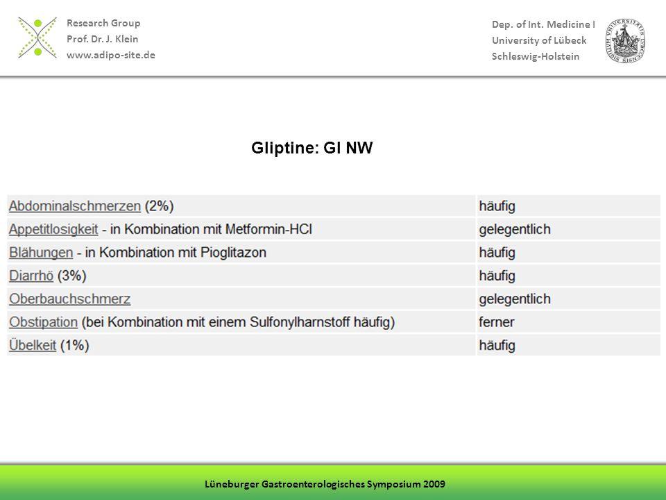 Gliptine: GI NW