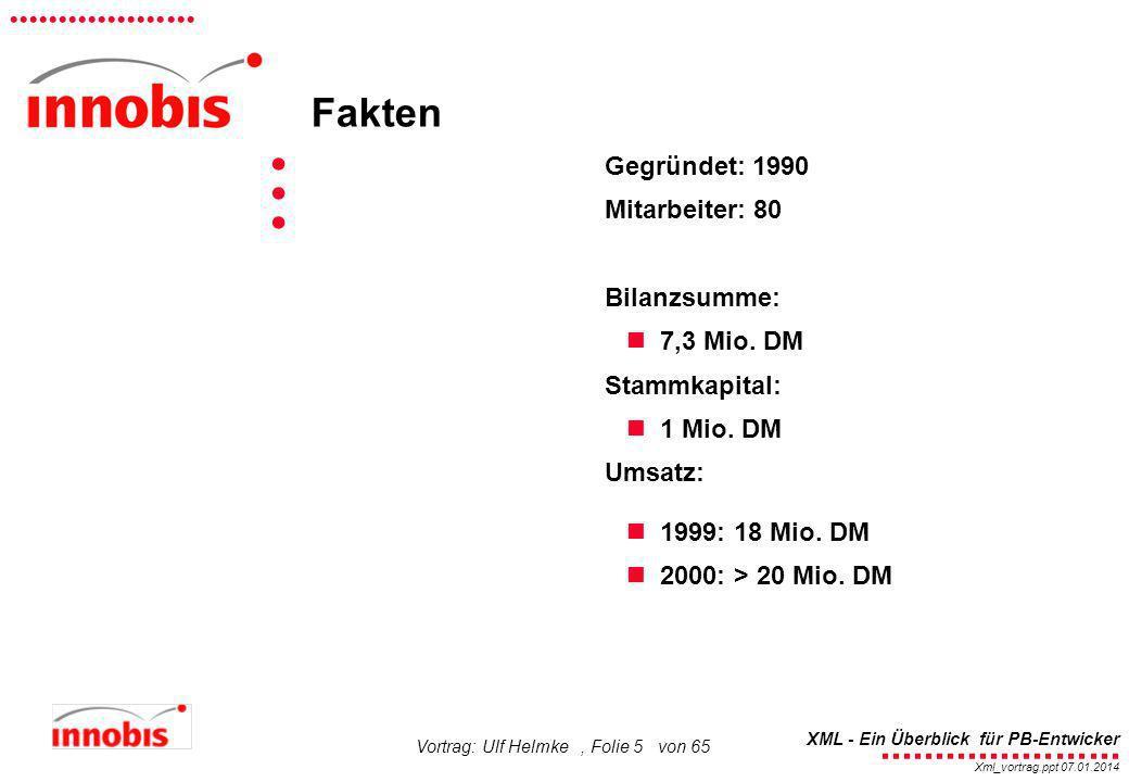 ... Fakten Gegründet: 1990 Mitarbeiter: 80 Bilanzsumme: 7,3 Mio. DM
