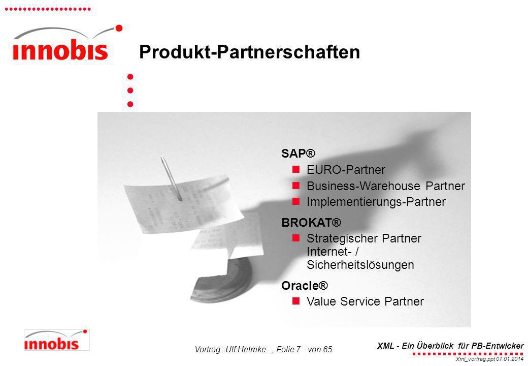 ... Produkt-Partnerschaften SAP® EURO-Partner