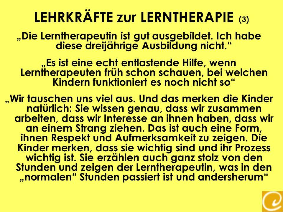 LEHRKRÄFTE zur LERNTHERAPIE (3)