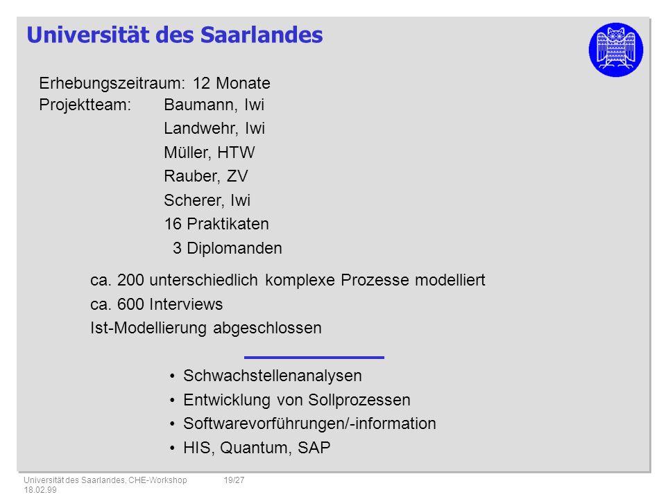 Erhebungszeitraum: 12 Monate Projektteam: Baumann, Iwi Landwehr, Iwi
