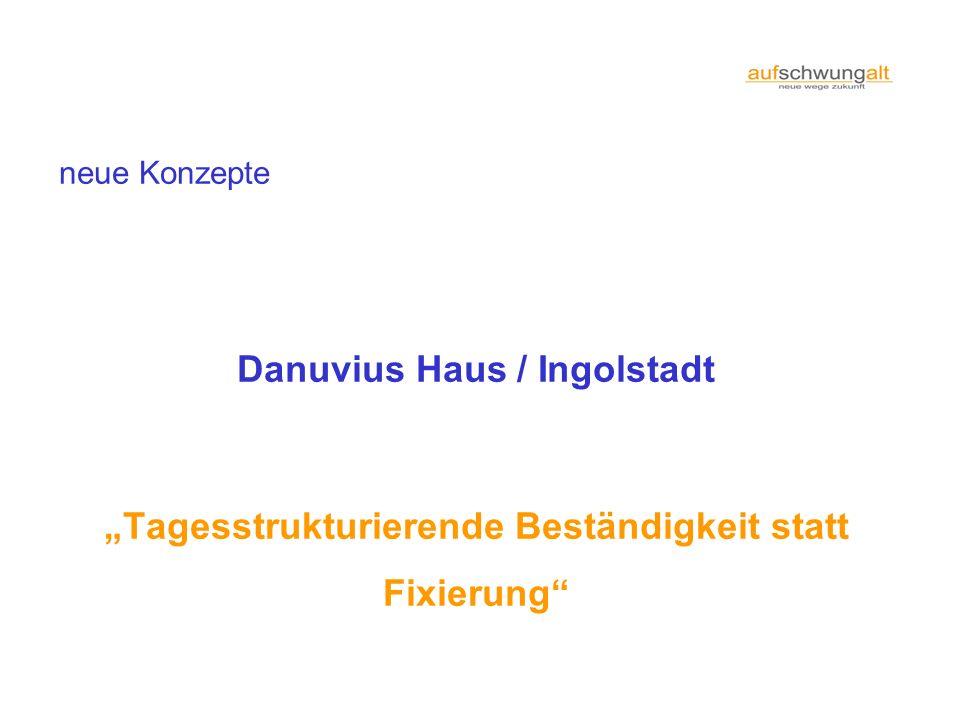 Danuvius Haus / Ingolstadt