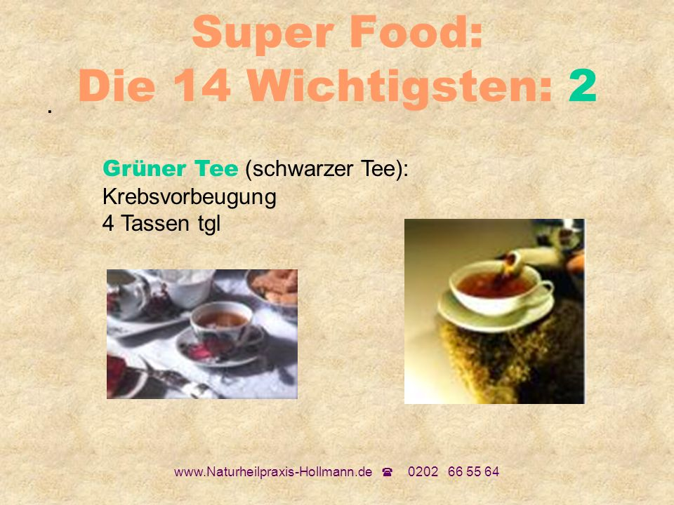 Super Food: Die 14 Wichtigsten: 2