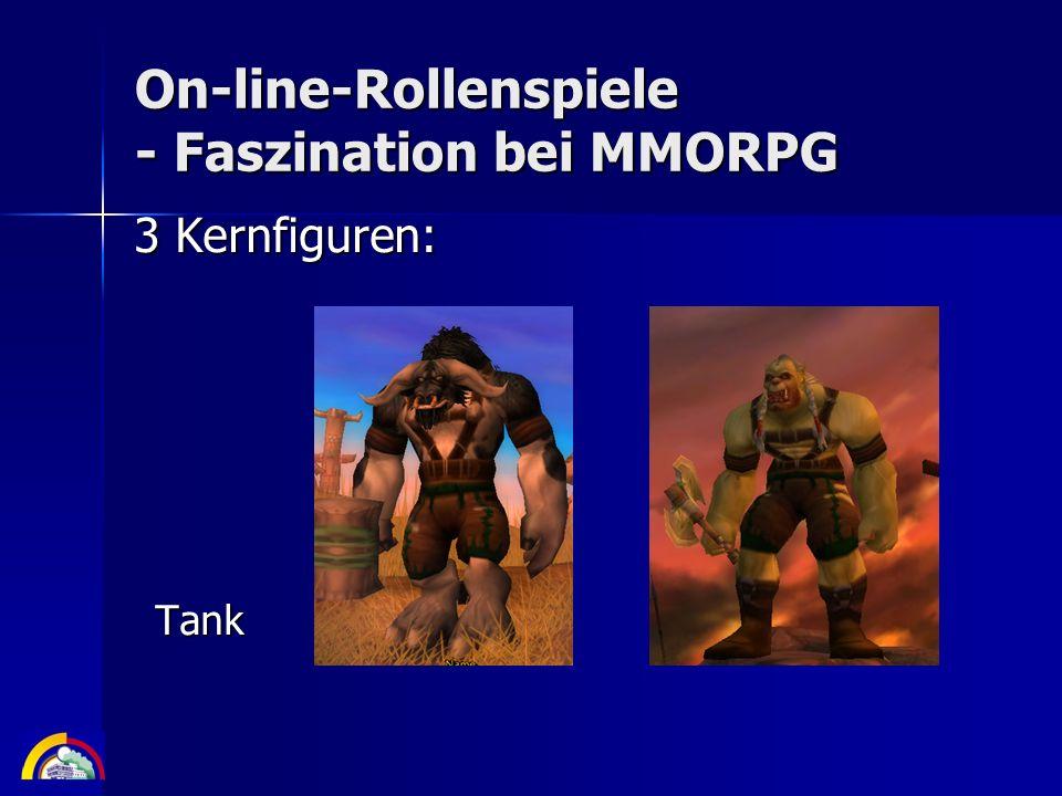 On-line-Rollenspiele - Faszination bei MMORPG
