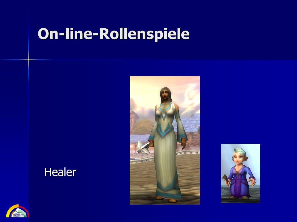 On-line-Rollenspiele