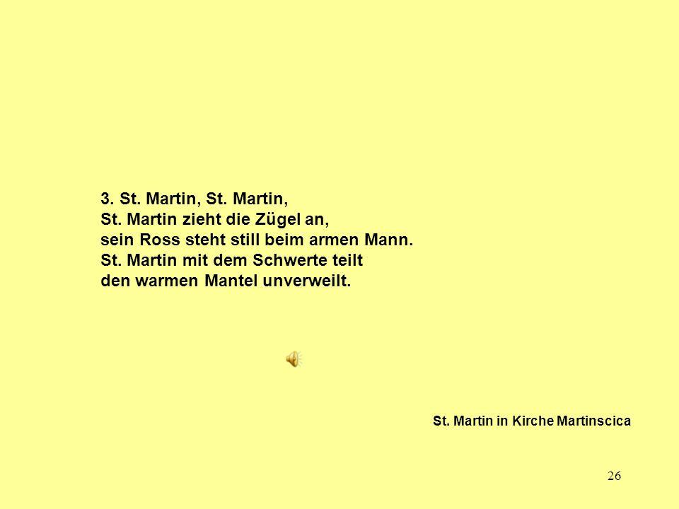 St. Martin in Kirche Martinscica