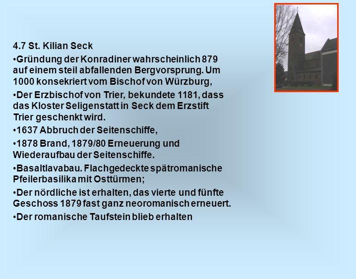 4.7 St. Kilian Seck