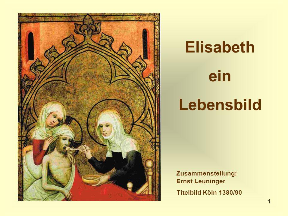 Elisabeth ein Lebensbild