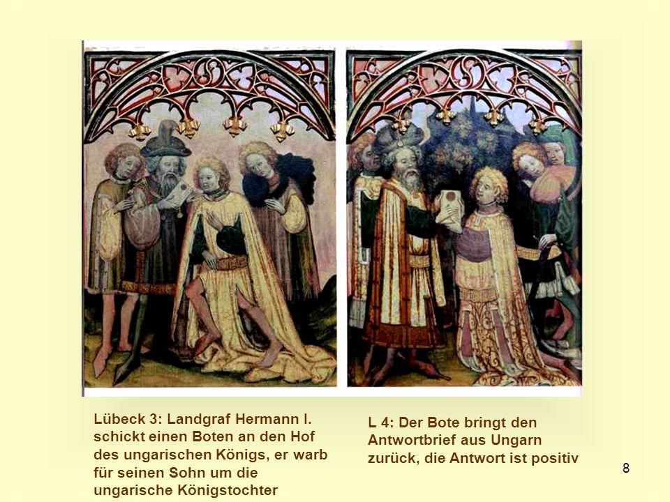 Lübeck 3: Landgraf Hermann I