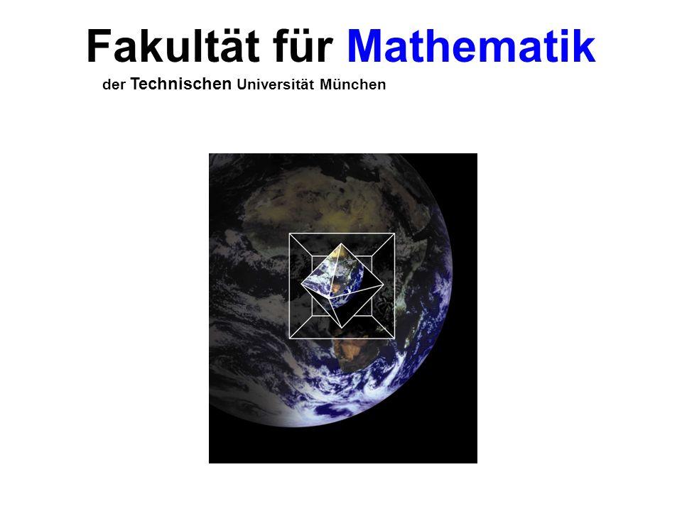 Fakultät für Mathematik