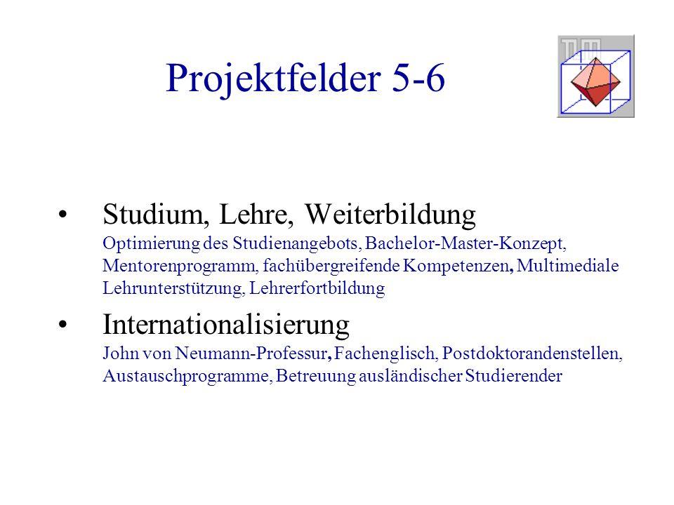 Projektfelder 5-6