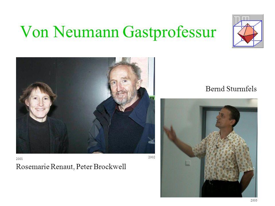Von Neumann Gastprofessur