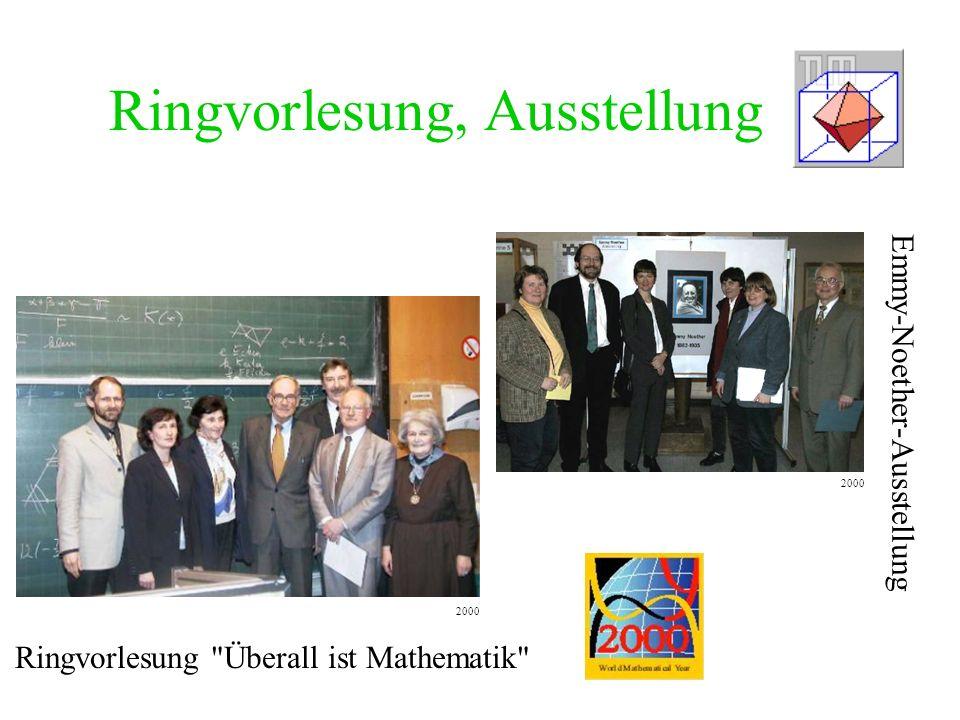 Ringvorlesung, Ausstellung
