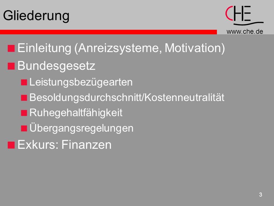 Gliederung Einleitung (Anreizsysteme, Motivation) Bundesgesetz