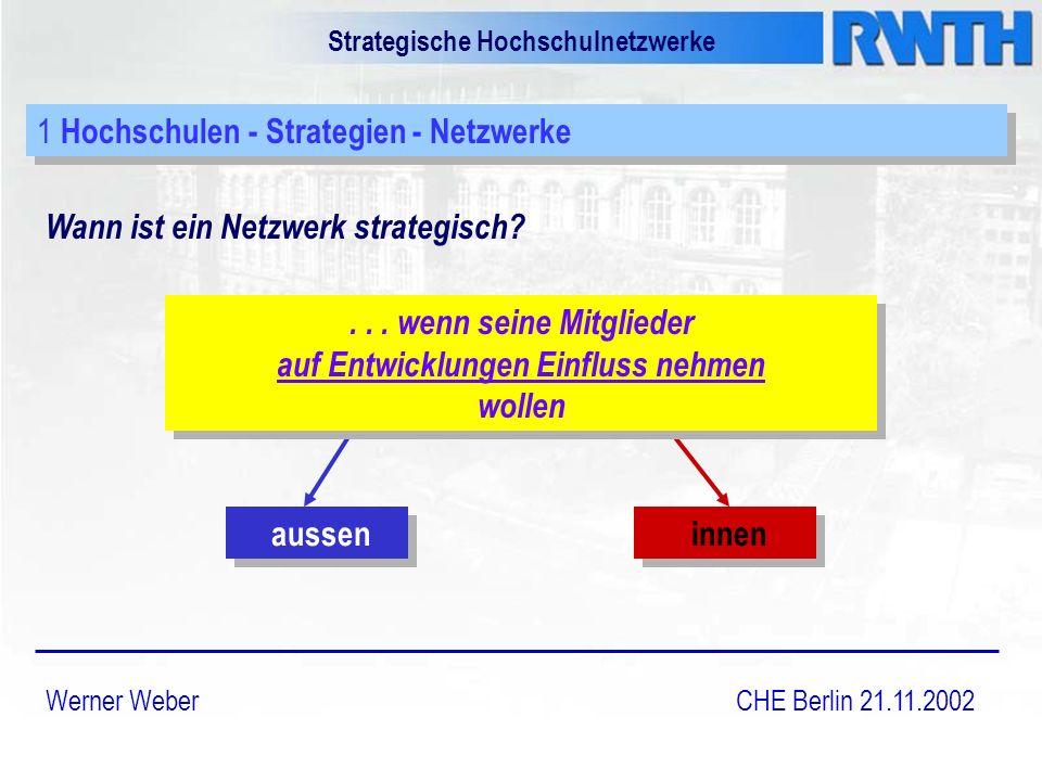 Hochschulen - Strategien - Netzwerke