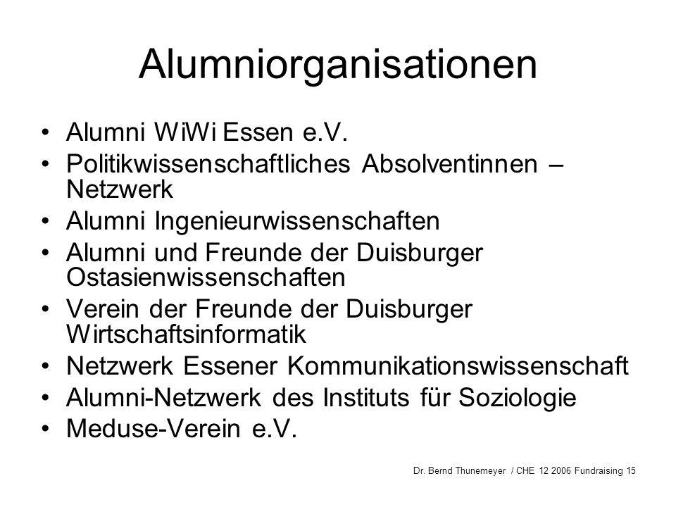 Alumniorganisationen