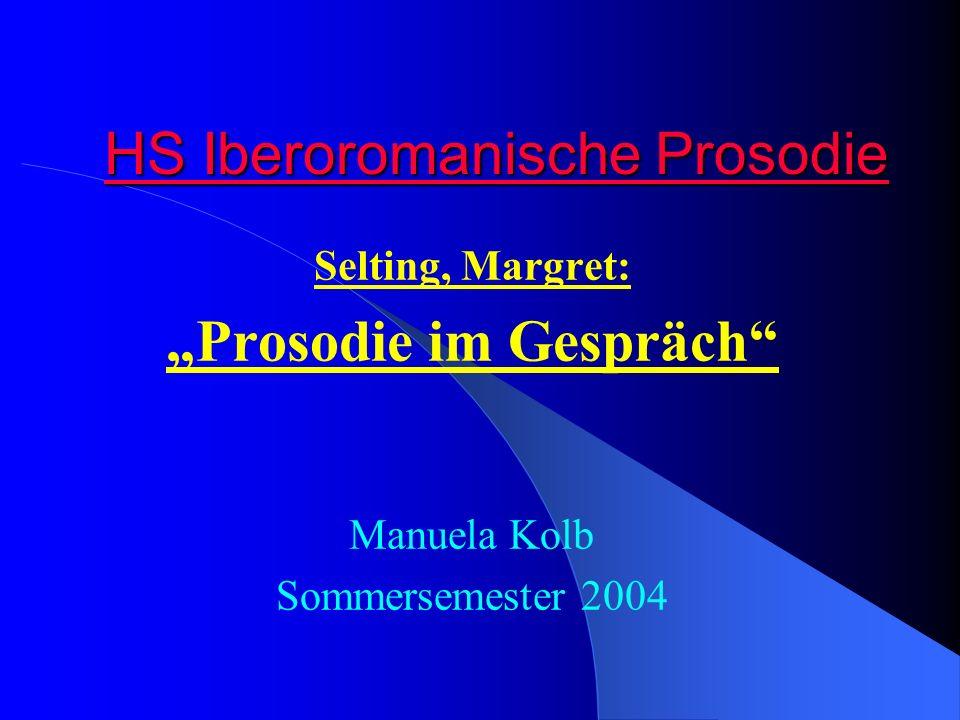 HS Iberoromanische Prosodie