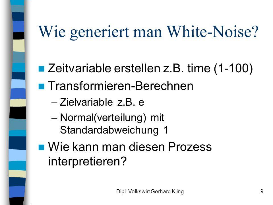 Wie generiert man White-Noise