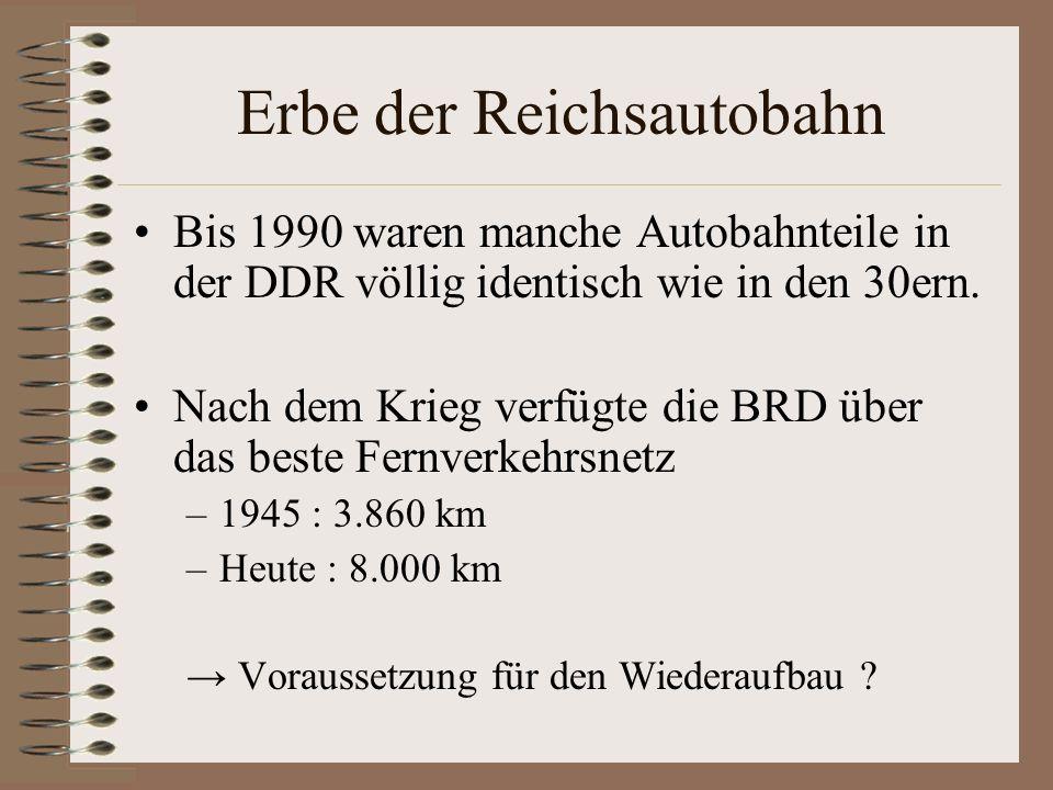 Erbe der Reichsautobahn