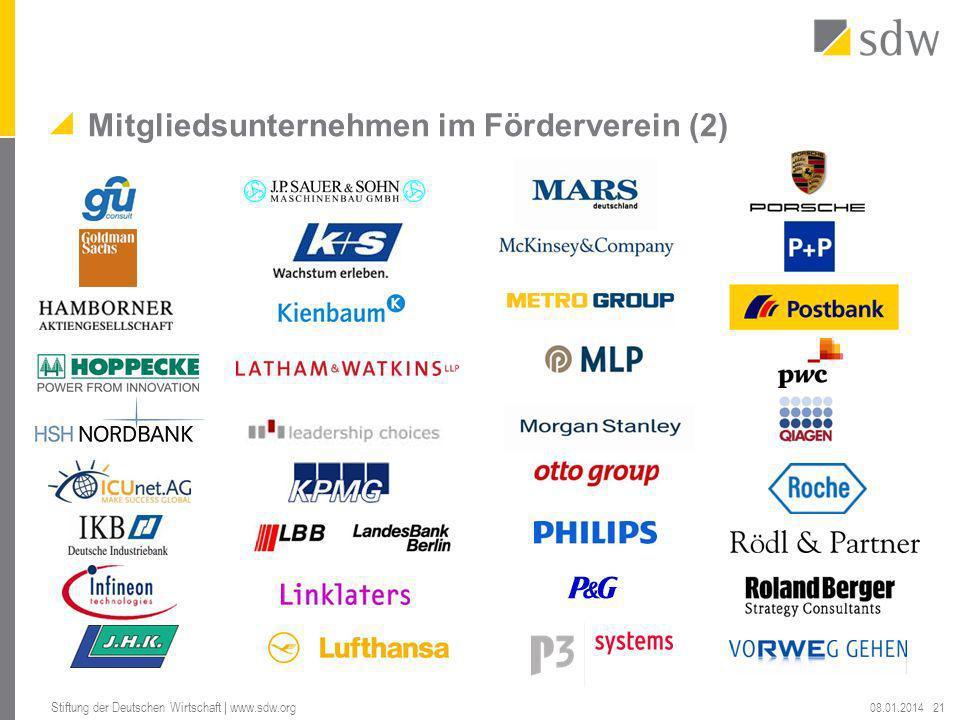 Mitgliedsunternehmen im Förderverein (2)