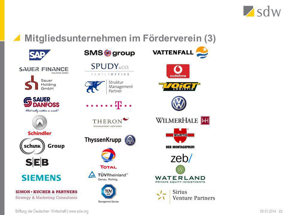 Mitgliedsunternehmen im Förderverein (3)