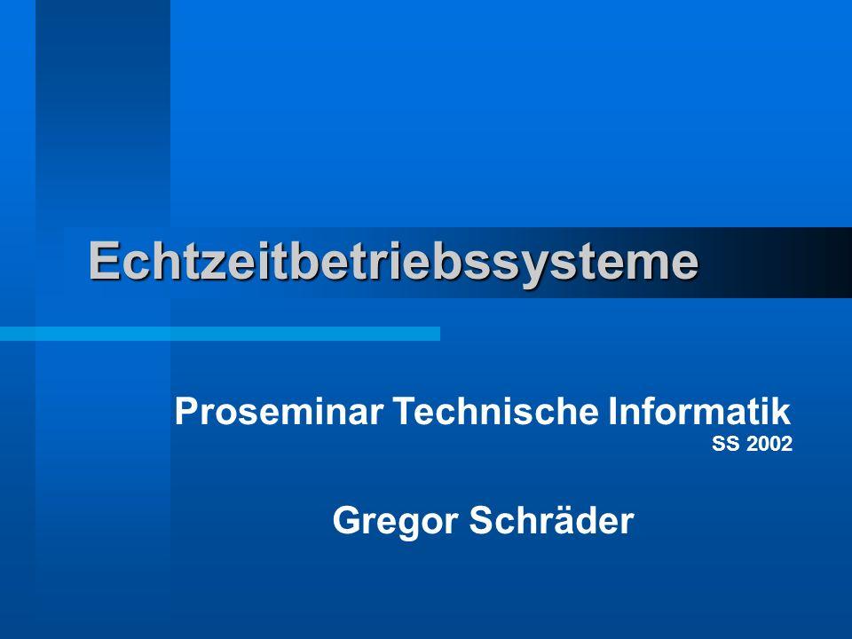 Proseminar Technische Informatik