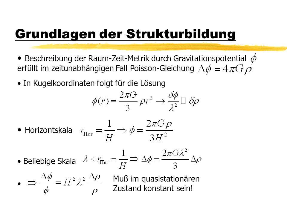 Grundlagen der Strukturbildung