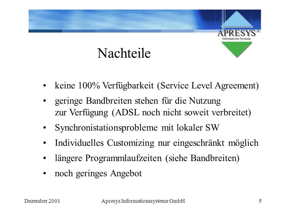 Apresys Informationssysteme GmbH
