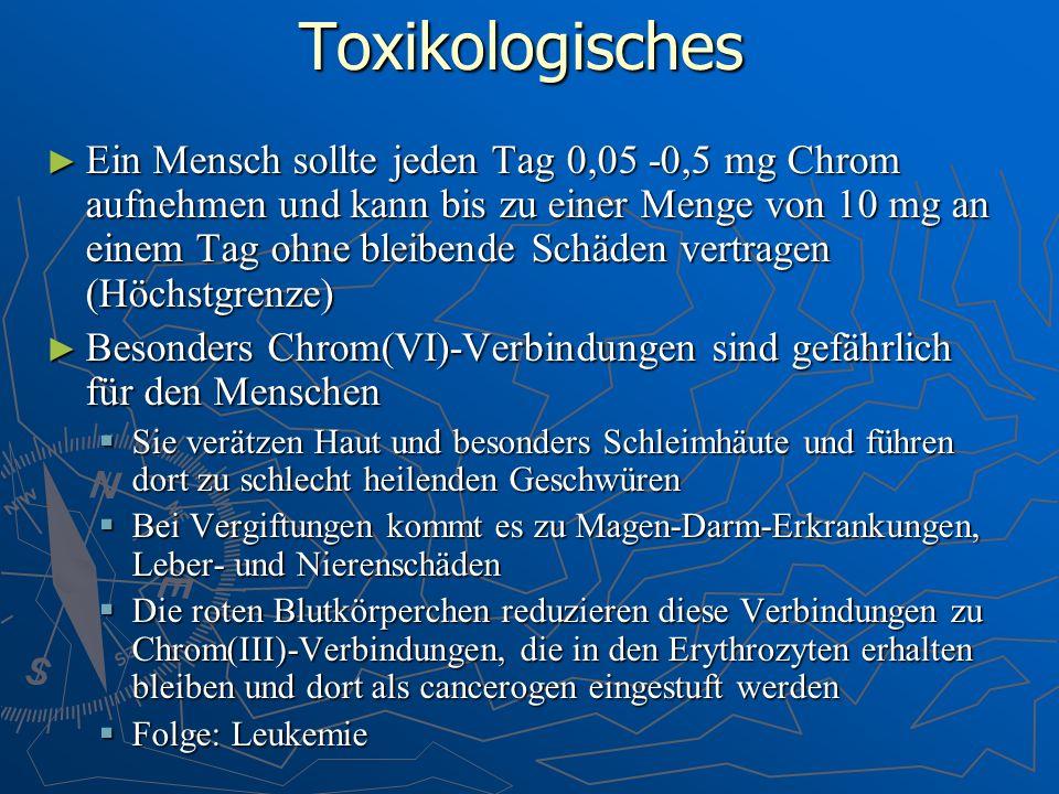 Toxikologisches
