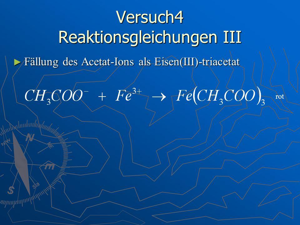 Versuch4 Reaktionsgleichungen III