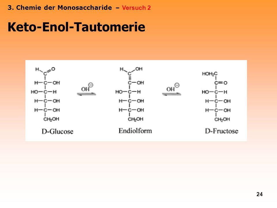 Keto-Enol-Tautomerie